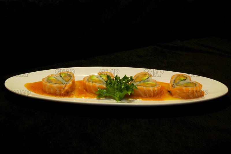 Valentines Day Sushi