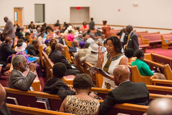 2014-02-22 Patmos Chapel Divine Service