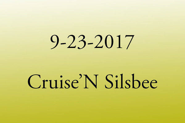 9-23-2017 Cruise'N Silsbee