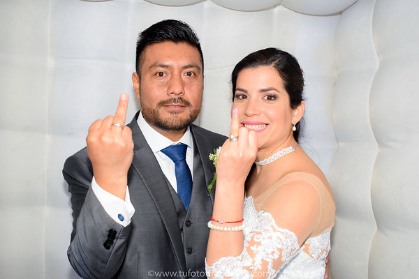 Natalia y Héctor