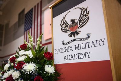iMentor Senior Graduation (Phoenix Military)