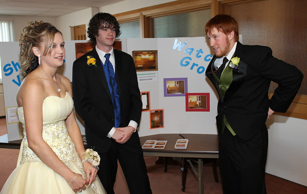 Prom Get-together at Church