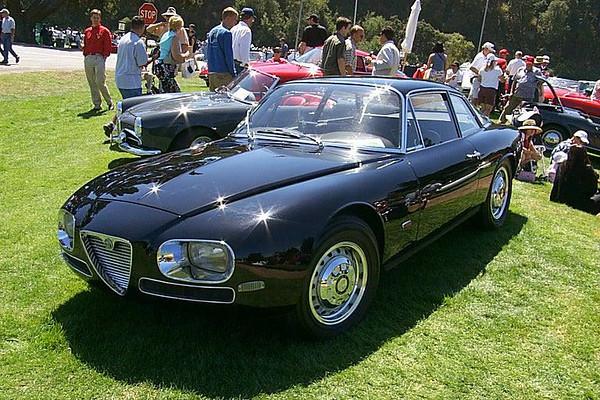 Alfa 2600 SZ