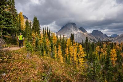 2020-09-23 Burstall Pass peak