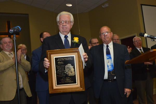 David Fisher 25th Anniversary Celebration