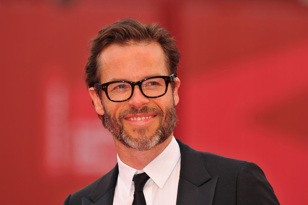 "Description of . Actor Guy Pearce attends the ""Mildred Pierce\"" premiere during the 68th Venice Film Festival at Palazzo del Cinema on September 2, 2011 in Venice, Italy.  (Photo by Pascal Le Segretain/Getty Images)"