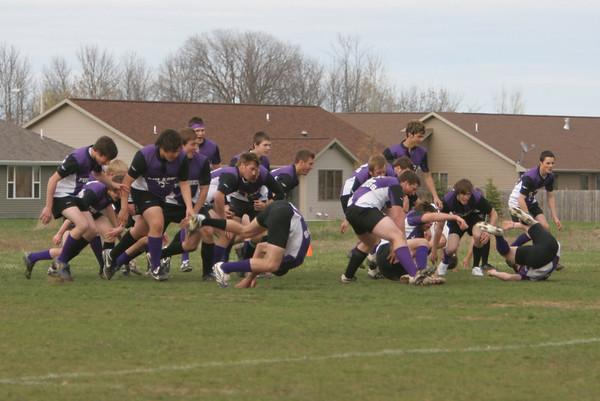 Pulaski Roos Rugby