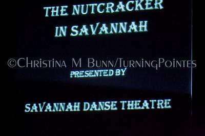SDT's Nutcracker in Savannah Dress Rehearsal 12-10-2009