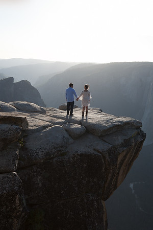 Riley's Yosemite Elopement, Officiant Cindie Wilding