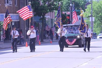 Dodgeville Memorial Day 5-29-17