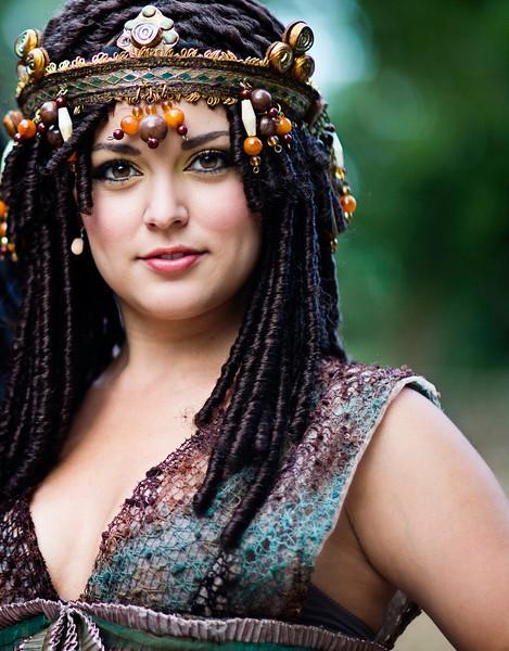 Backstage 2012 - Antony & Cleopatra