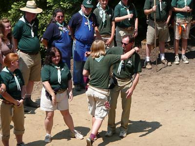 Girls Camp 2008