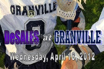 2012 DeSales at Granville (04-18-12)