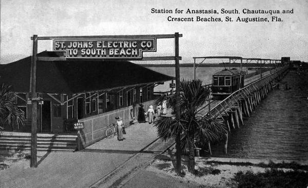 St. Augustine: St. Johns Electric Company. Courtesy of State Archives of Florida, Florida Memory, http://floridamemory.com/items/show/147950