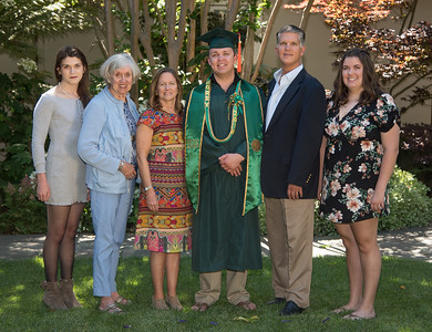 Corey Graduation