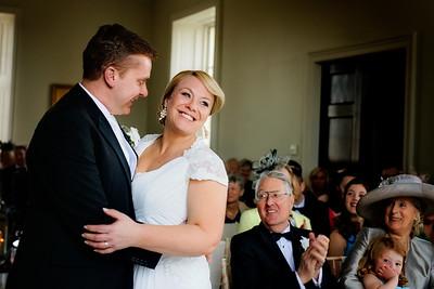 Rachel and Mark's Spring Stubton Wedding
