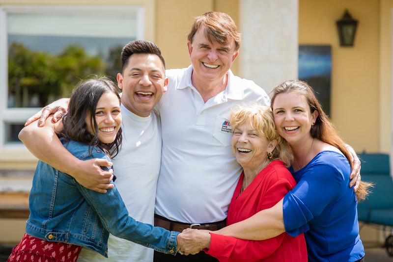 The Barton Family - April '19