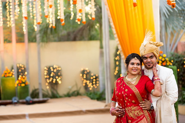 Aditya & Devanshi Wedding