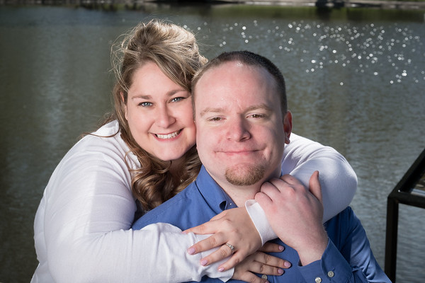Lisa & Brad Engagement!
