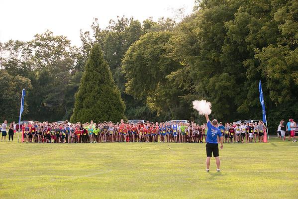 Fleet Feet All Ohio Cross Country Camp 2015