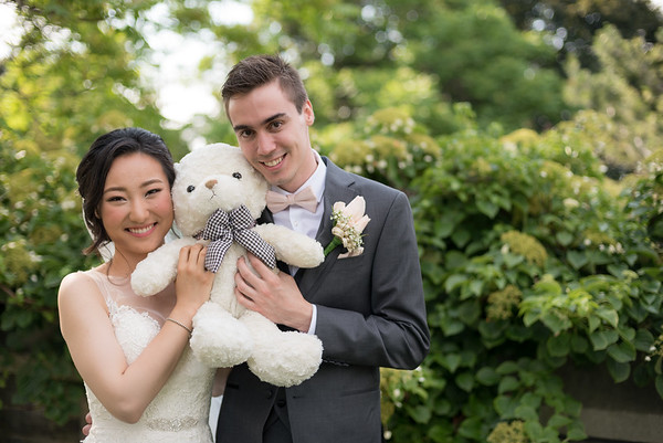Cindy and Matthew's Wedding
