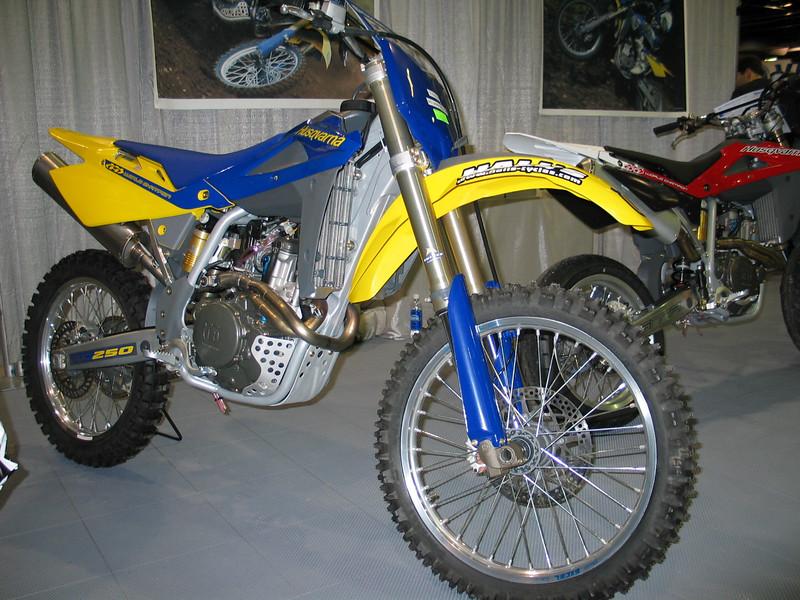 Husqvarna TC250