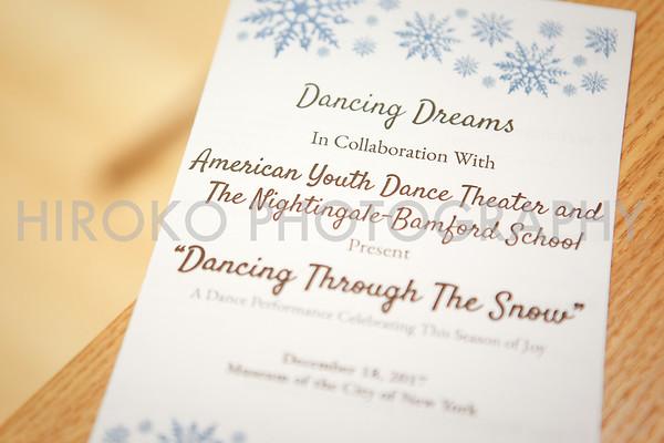Holiday Recital in Manhattan Class
