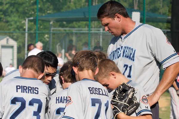 Ponte Vedra Athletic Association U11 Baseball Tournamant 6-25 & 6-26 2010