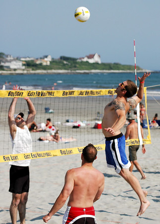 Newport Volleyball Tourney June 25