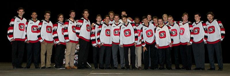 Ottawa 67's 2013-14