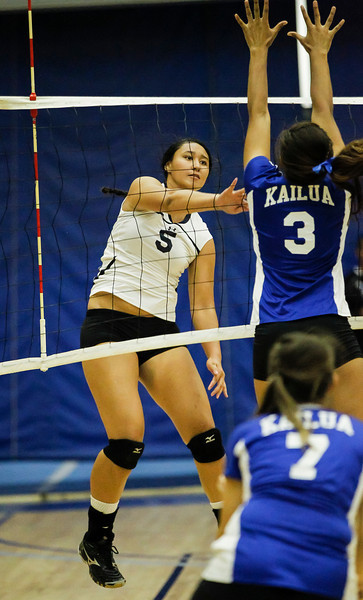 GVB: Moanalua vs Kailua Senior Night