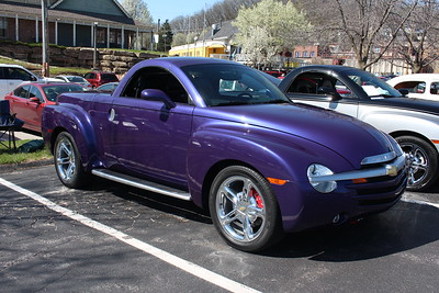 Parkville Cruse Night 4-4-15
