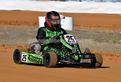 125 Heavy: ALL Heats - 30/05/2021 Lucindale