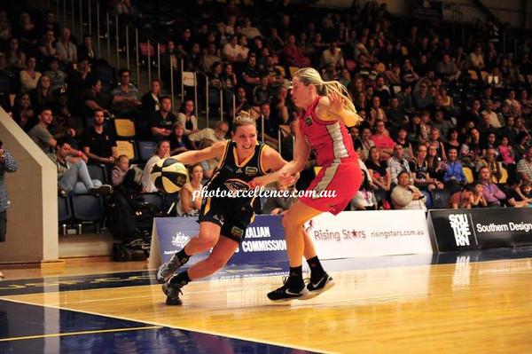 Sydney Flames vs Perth Lynx