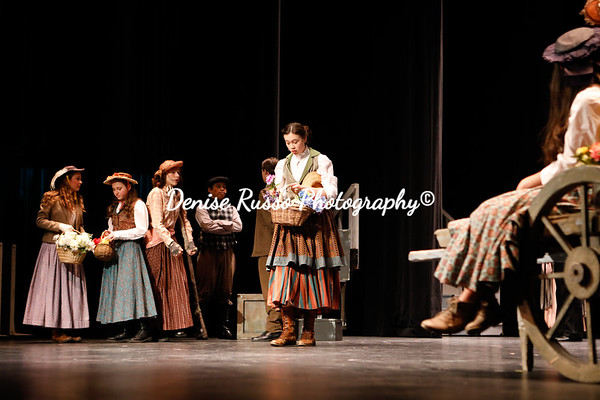 My Fair Lady: Opening Night, Act 1: Pit View