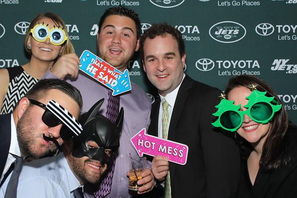 NY Jets 2015 Holiday Party