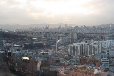 Seoul, January 2010