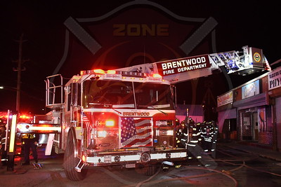 Brentwood F.D. Signal 13  Fifth Ave.  2/16/21