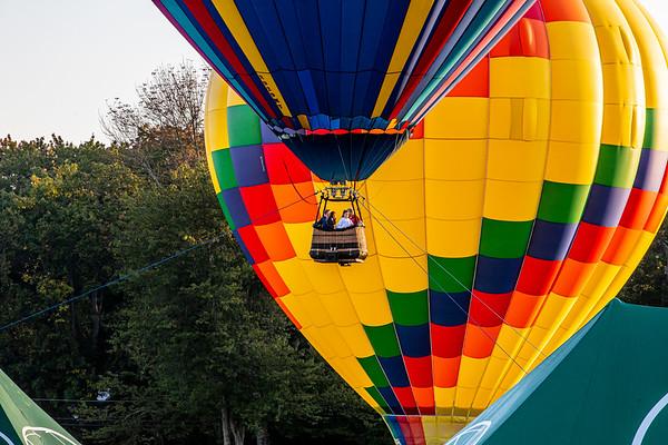 Balloons at FCHC