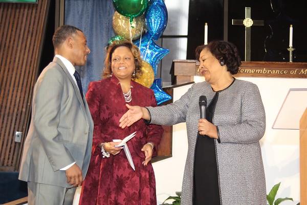 Pastor's Anniversary  / Church 116th Birthday