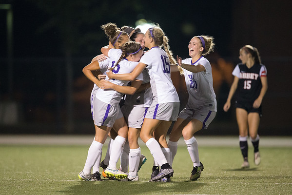 UNA Soccer vs Belmont Abbey
