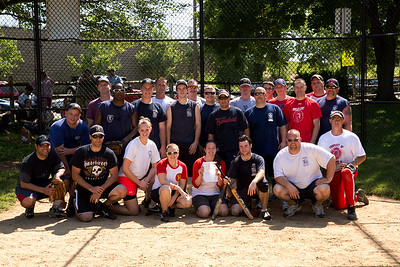 RVFD Softball Game 06.01.2013
