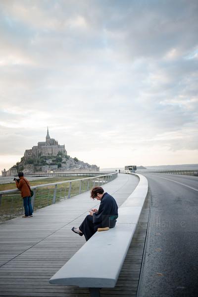 Le Mont Saint Michel - Normandie