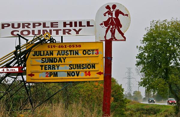 2010 AN EVENING AT PURPLE HILL