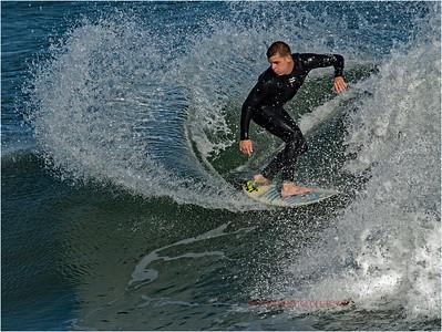DIGITAL COLOR-UNASSIGNED-GOLD-SURF BOARDING-HAROLD SISKIN