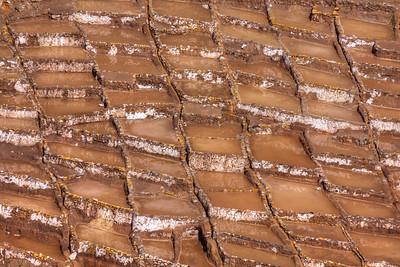 Salt Flats, Sacred Valley, Peru