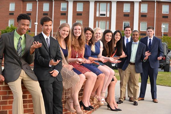 Union County Education Foundation Sweet Salute 2015