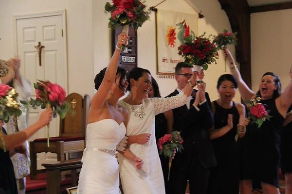 Ashely & Allie Wedding