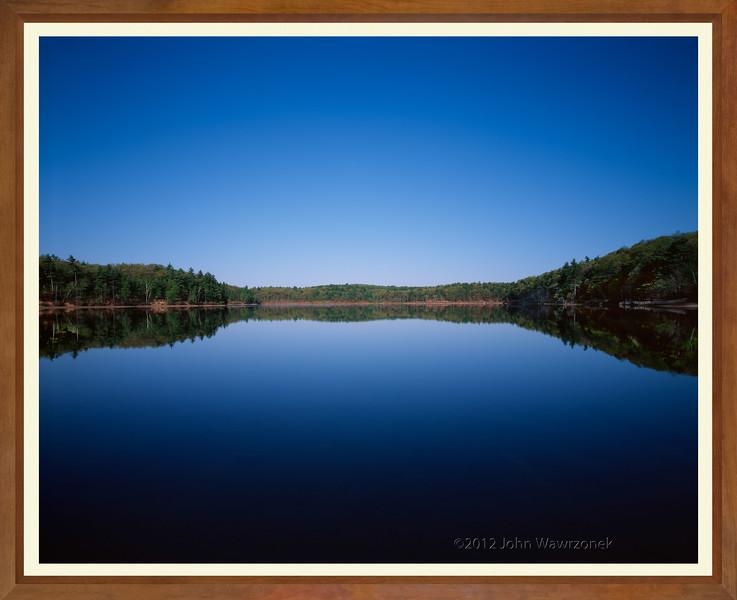 Walden Pond, Spring