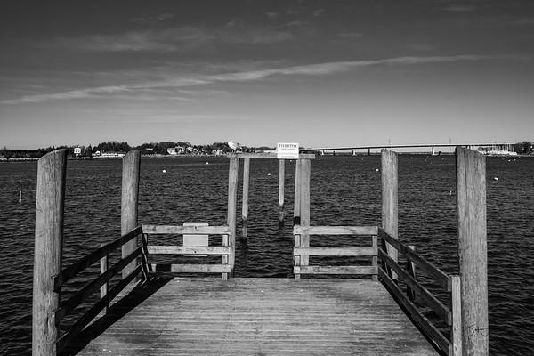 Grinnell's Beach, Tiverton, RI